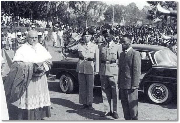 Uko musenyeri Manyurane yapfuye adahawe isakaramentu ry'ubwepisikopi