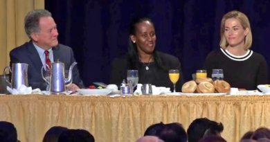 First Lady Jeanette Kagame yayoboye amasengesho ya National Prayer Breakfast