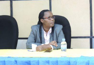 Minisitiri W'Ubuhinizi N'Ubworozi, Dr. Mukeshimana Geraldine Yasuye Kaminuza Ya Kibungo