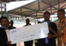 Ecobank yatanze 2 500 000 Frw yo gufasha urwibutso rwa Nyanza ya Kicukiro.