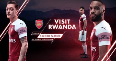 Rwanda unveils three-year partnership with Arsenal to increase tourism, investment and football development