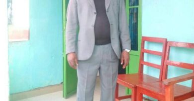 Ngororero:Uwiragiye Andre arashaka kuyobora umurenge wa Muhororo ku ngufu.