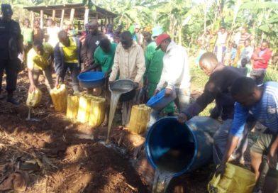 Uburasirazuba : Hamenwe litiro 4140 z'inzoga zinkorano