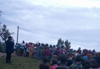 Ruhango: Abagize komite zo kwicungira umutekano (CPCs) basabwe kunoza inshingano