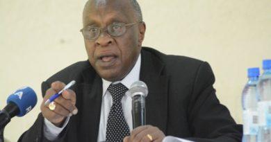 Bishop John Rucyahana yagizwe umuvugizi w'ikirenga w'abana