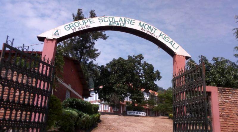 Urwunge rw'amashuri  GSMK/APACE, igicumbi cy'abahanga