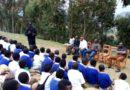 Ngororero: Abanyeshuri ba GS Kageshi basabwe kurwanya ibyaha