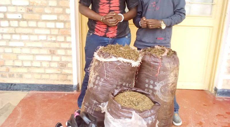 Polisi yongeye kuburira abacuruza bakanakwirakwiza ibiyobyabwenge