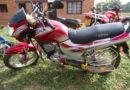 Karongi : Polisi yagaruje moto yari yibwe