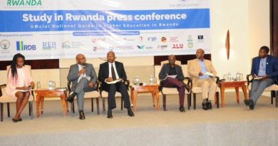 Study in Rwanda, gahunda abanyamahanga bagiye kujya Baza kuvoma ubumenyi mu Rwanda