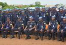 IGP Munyuza yasuye abapolisi bari mu butumwa bw'amahoro muri Sudani y'Epfo
