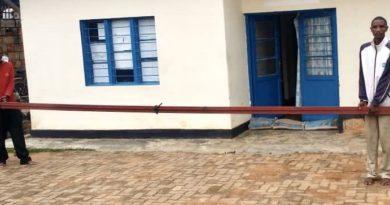 Gasabo: Polisi yafashe abantu barimo kwangiza ibikorwaremezo by'ikigo cya RSSB