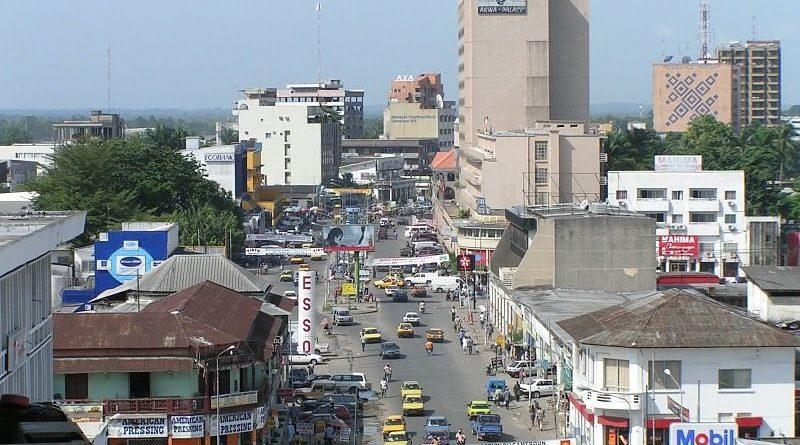 Ibintu bimeze nabi mu mujyi wa Douala muri Cameroun kubera Coronavirus