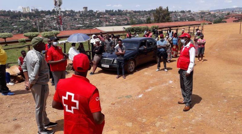 Croix-Rouge Rwanda:Barakangurira abaturage gukomeza kwirinda icyorezo cya Covid-19
