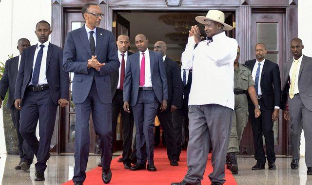 Birakwiye kandi biratunganye ko umubano w' u Rwanda na Uganda uba ntamakemwa