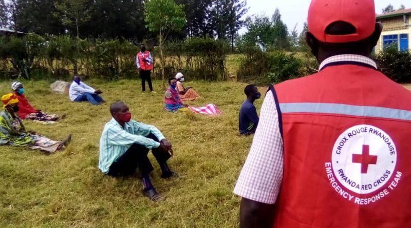 Kayonza:Imiryango 190 yahuye n'ibiza yagobotswe na Croix Rouge y'u Rwanda